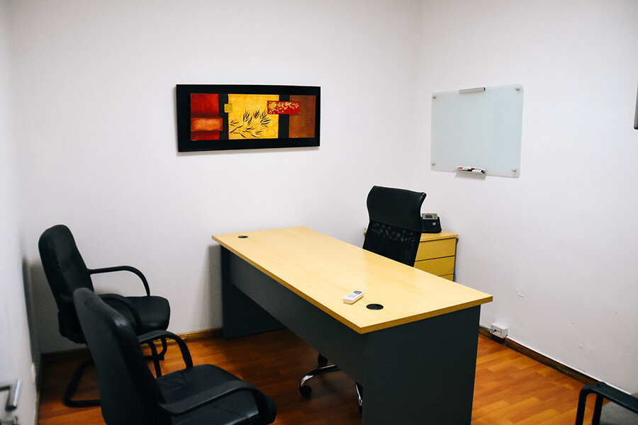 small office in grand cayman island